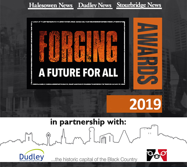 Halesowen News: Forging A Future For All Awards 2019 in partnership with Dudley Metropolitan Borough Council