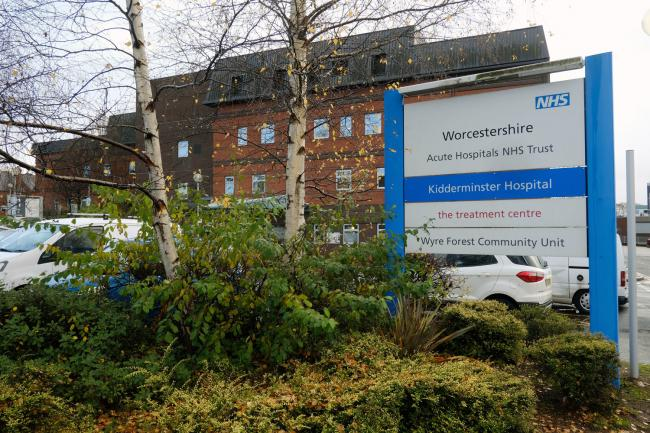 The CQC noted significant improvements in Kidderminster Hospital's surgery services