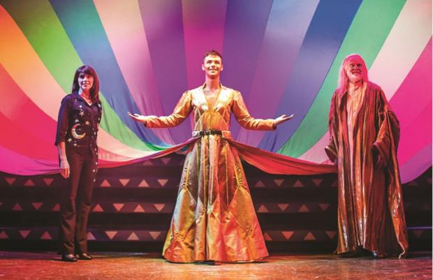 Halesowen News: Joseph and the Amazing Technicolor Dreamcoat runs at Birmingham Hippodrome from July 2 to 13. Pic - Birmingham Hippodrome