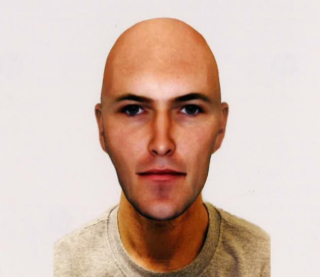 An e-fit of the man who subjected a woman to a serious sexual assault in Norton on June 9. Do you recognise him?