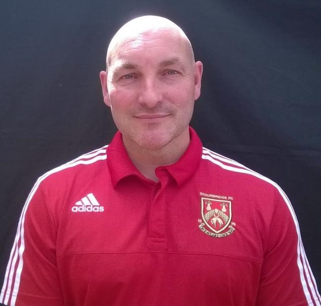 Stour boss Ian Long