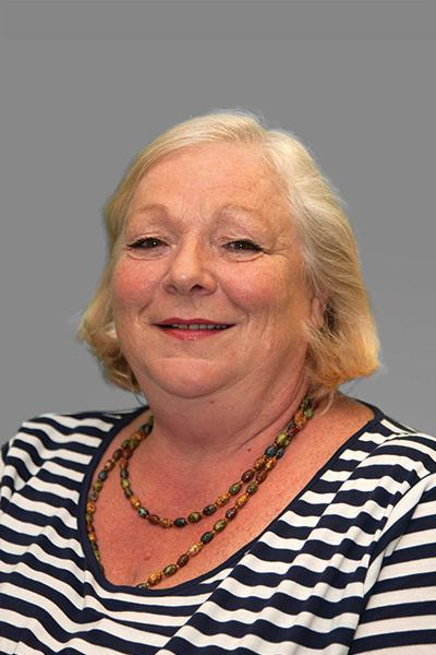Cllr Yvonne Davies. Langley ward. Pic: Sandwell council.