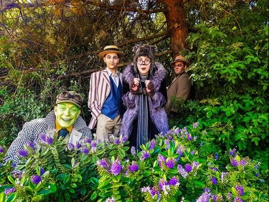 The Attic Door's acclaimed production of Wind in the Willows will run at Himley Hall on August 21
