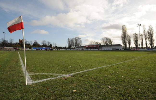 A view of the War Memorial Athletic Ground. Photo: PA Images