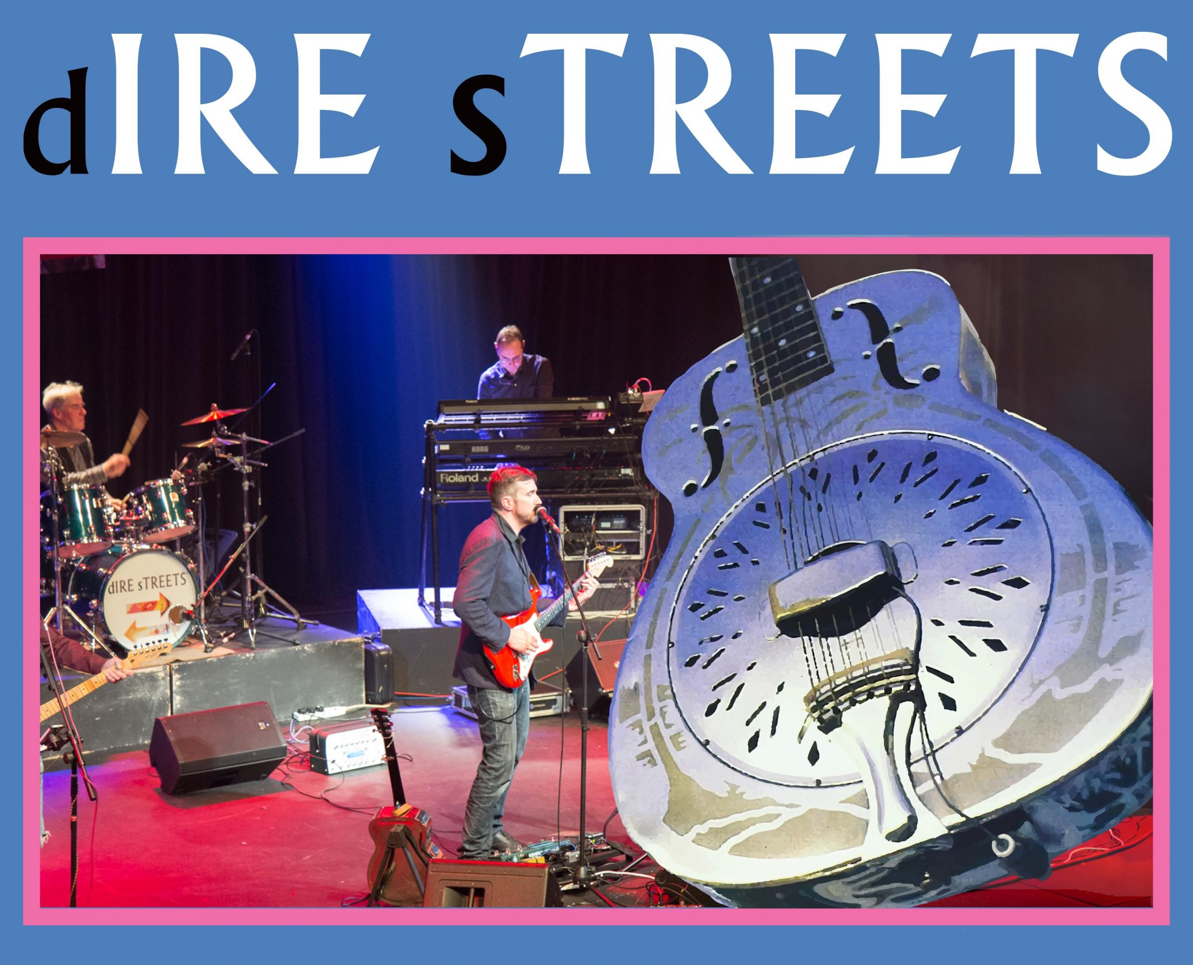 Dire Streets at The Palace Theatre, Redditch