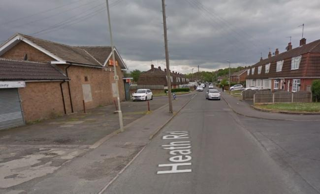 Heath Road in Netherton. Image: Google Maps.