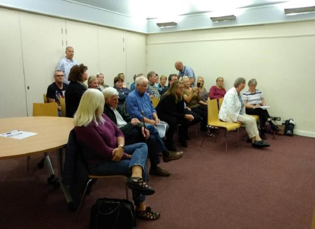 MEETING: Pershore Town Council's meeting