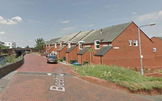 Police are investigating after a man was found dead in Tipton.