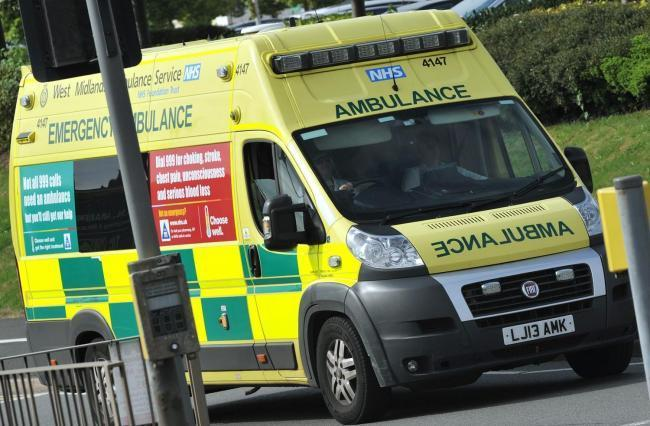 Redditch's remaining ambulance station is being closed