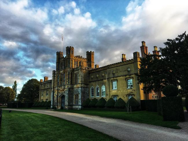 Coughton Court. Photo: Abi Cole