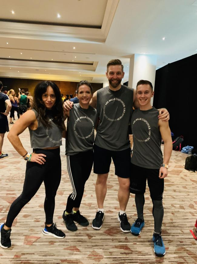 Worcester fitness fanatics Perdiswell Power win national title