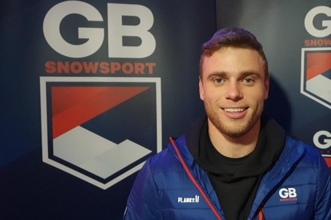 Gus Kenworthy will now represent GB Snowsport following a change of nation