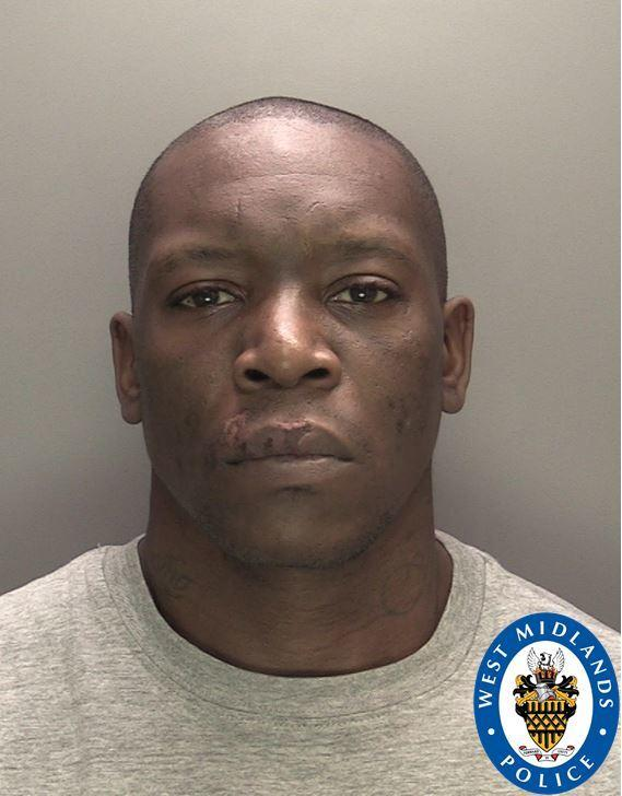 Christopher Straker. Picture: West Midlands Police