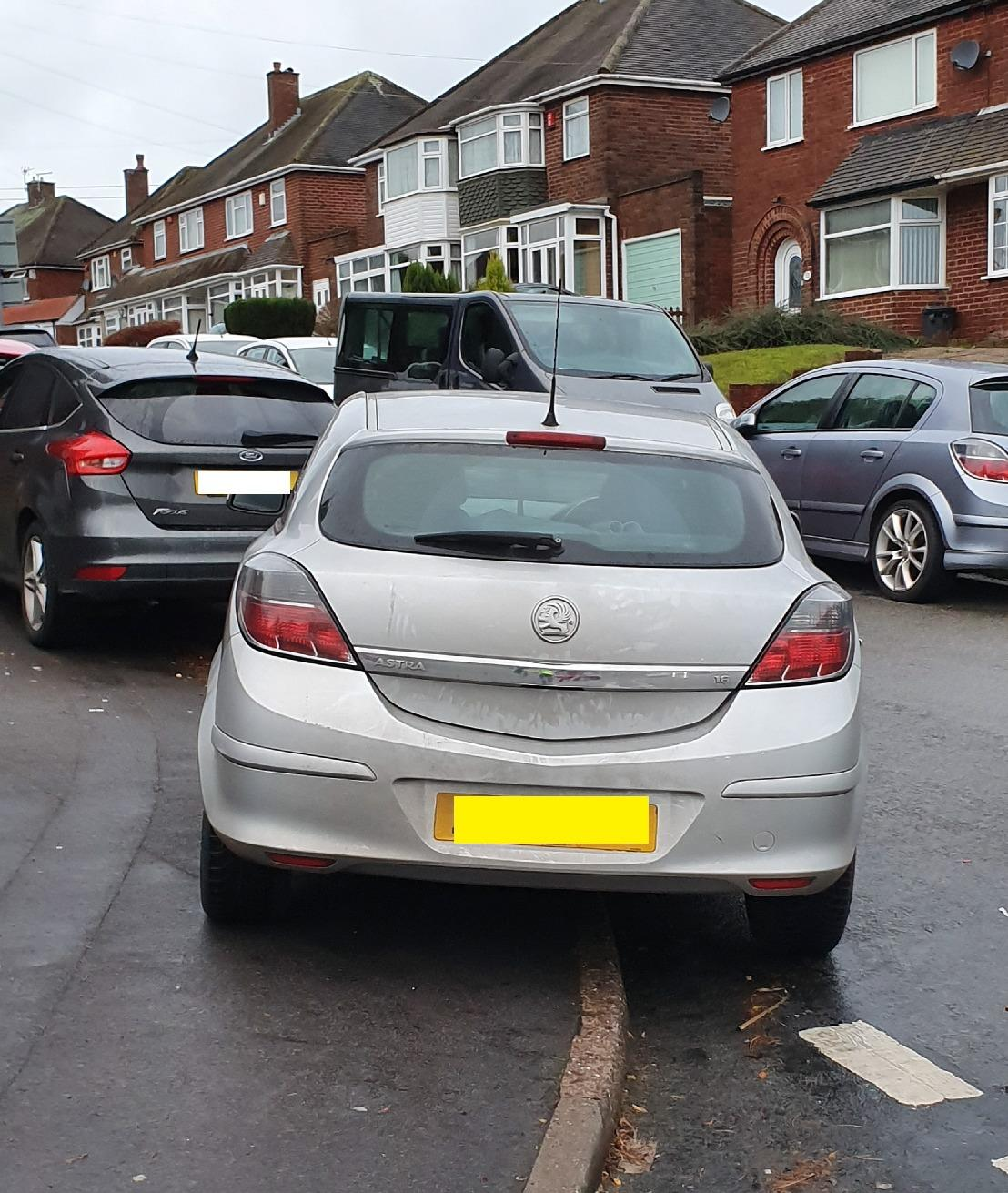 Police Crack Down On Bad Parking Around Perryfields Primary