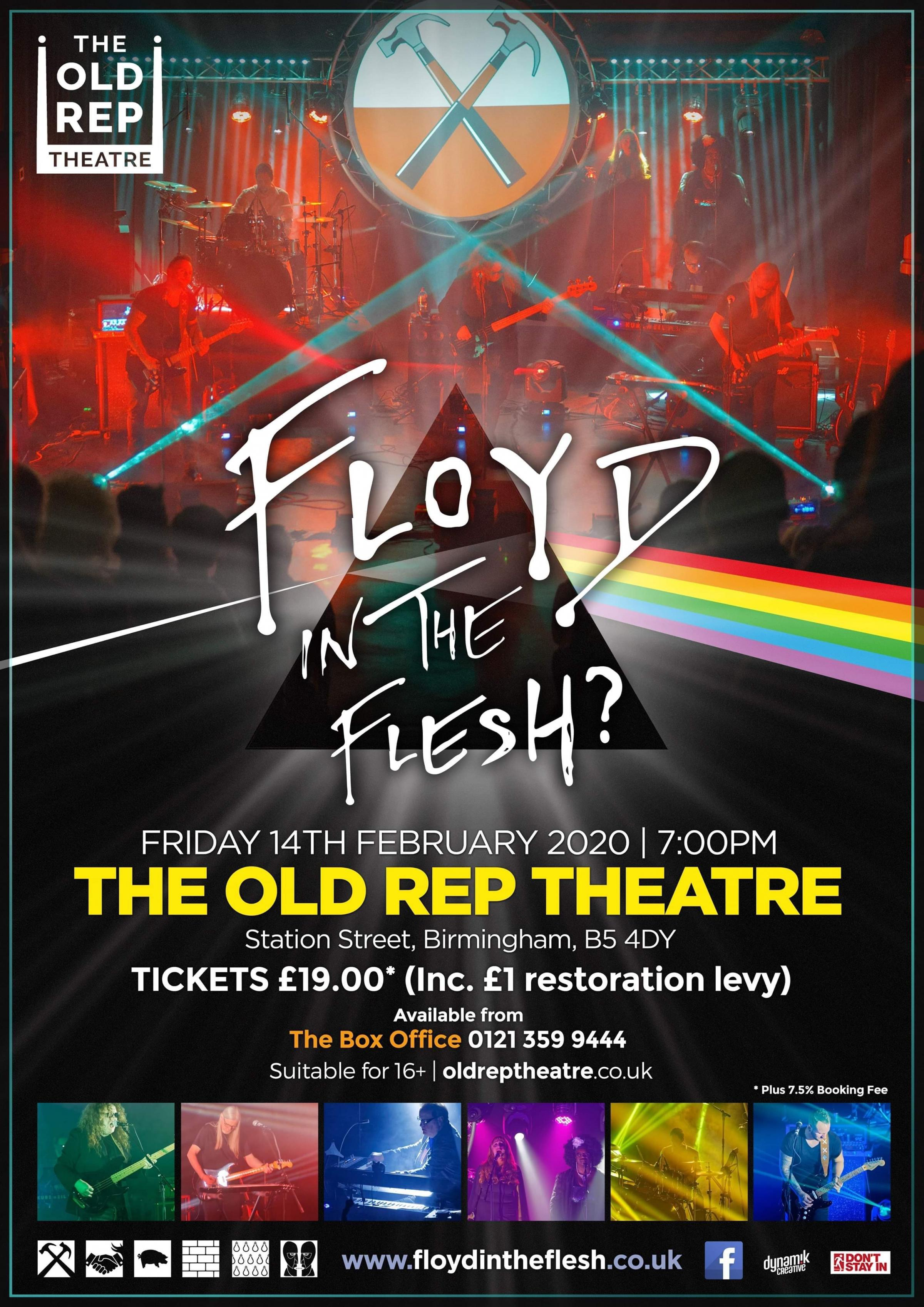 Floyd In The Flesh - A Tribute To Pink Floyd