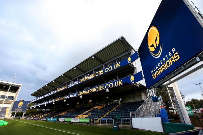 Sixways to host annual Worcester sleep out. Pic: Robbie Stephenson/JMP