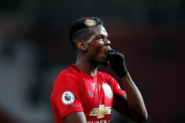 Paul Pogba is once again subject to division between Manchester United and agent Mino Raiola