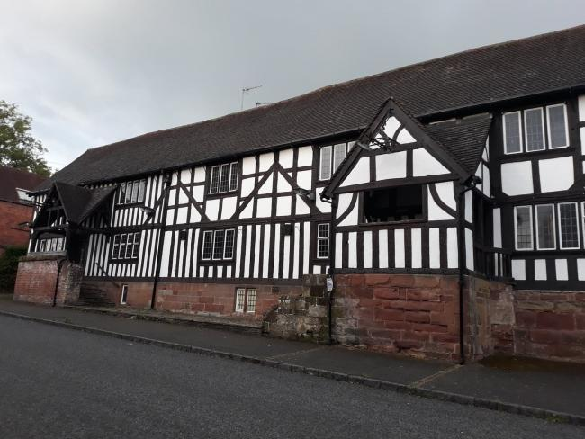 The Talbot Inn in Chaddesley Corbett is set to be brought back into use