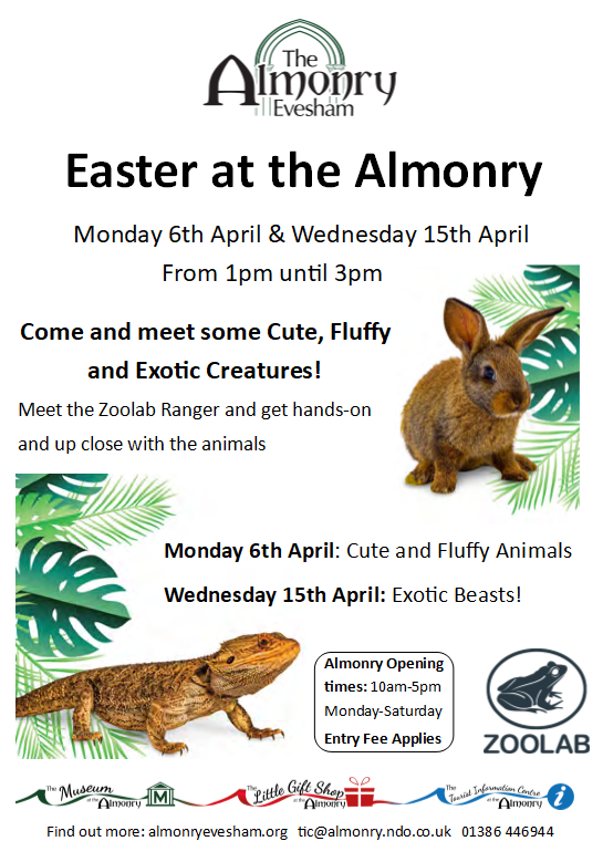 Easter at the Almonry