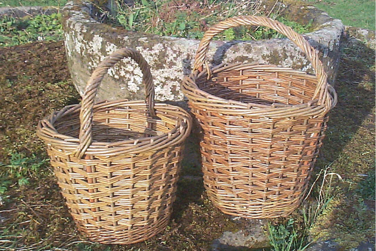 Two-Day Basket Making Workshop
