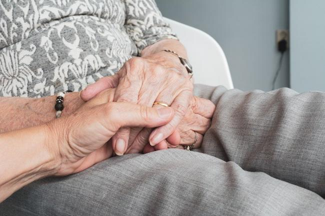 Excess deaths in care homes in Worcestershire