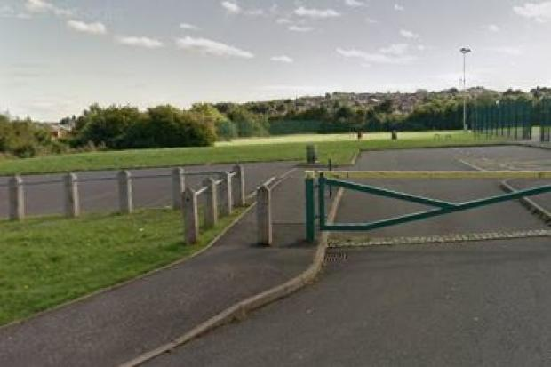 Green Park in Dudley. Image: Google Maps.