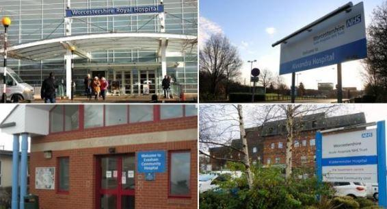 COVID: Three more deaths in Worcestershire hospitals