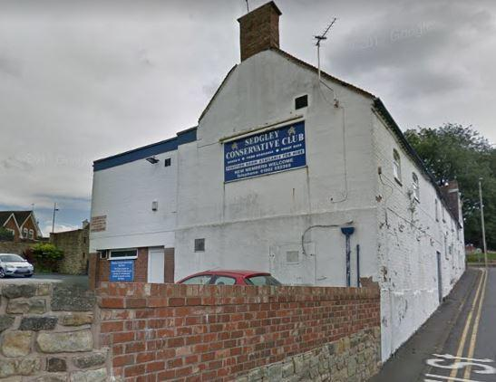 Sedgley Conservative Club. Image: Google Maps.
