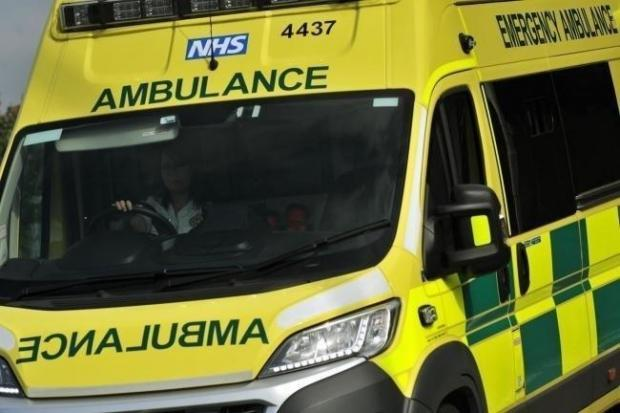 Lorry driver dies on M5 after suffering medical emergency