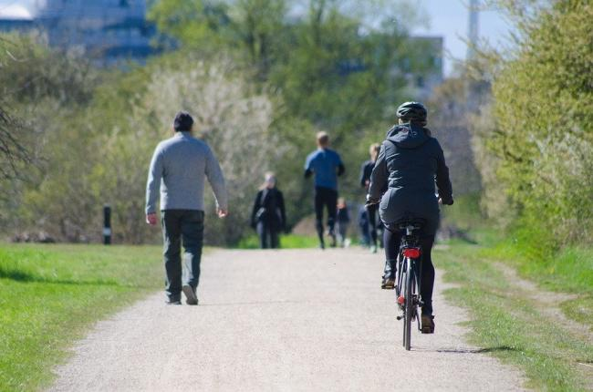 Worcestershire County Council has been awarded £135,500 to support cycling and walking in the county