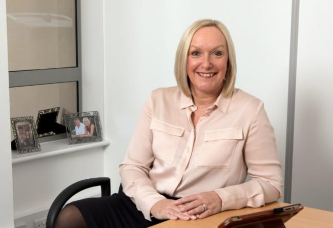 ADVICE: Sharon Smith, chief executive of the Herefordshire and Worcestershire Chamber of Commerce