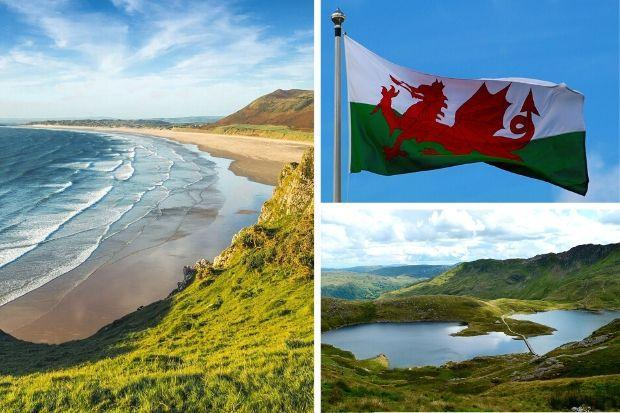 Holidays in some areas of Wales have been banned under latest lockdown rules. Picture: