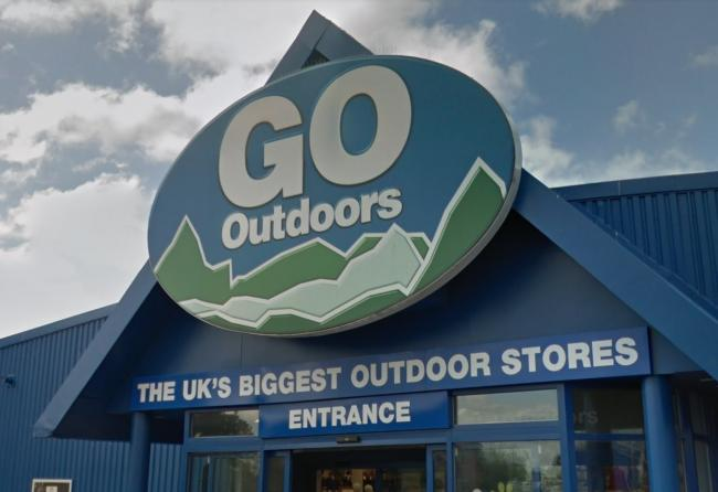 Go Outdoors rescued from administration with jobs saved at eleventh hour. Picture: Newsquest