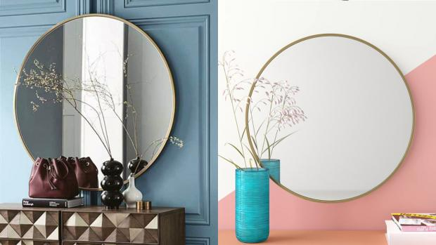 Halesowen News: A bigger, more modern mirror will create the illusion of more space. Credit: Wayfair