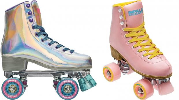 Halesowen News: Take part in this summer's hottest trend with these roller skates. Credit: Impala / Amazon