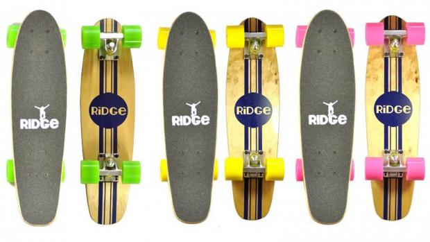 Halesowen News: Whether you're learning to skate for the first time or returning to the habit, this board is a great way to do it. Credit: Ridge Skateboards / Amazon