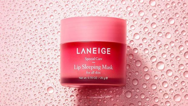 Halesowen News: Give your lips a boost of moisture overnight with the Laneige Lip Sleeping Mask. Credit: Laneige