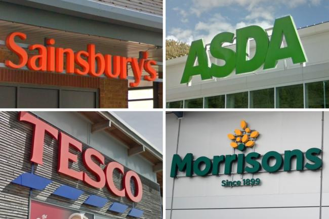 Tesco, Asda, Sainsbury's, Morrisons, Iceland, Aldi and Lidl update shopping rules. Picture: Newsquest