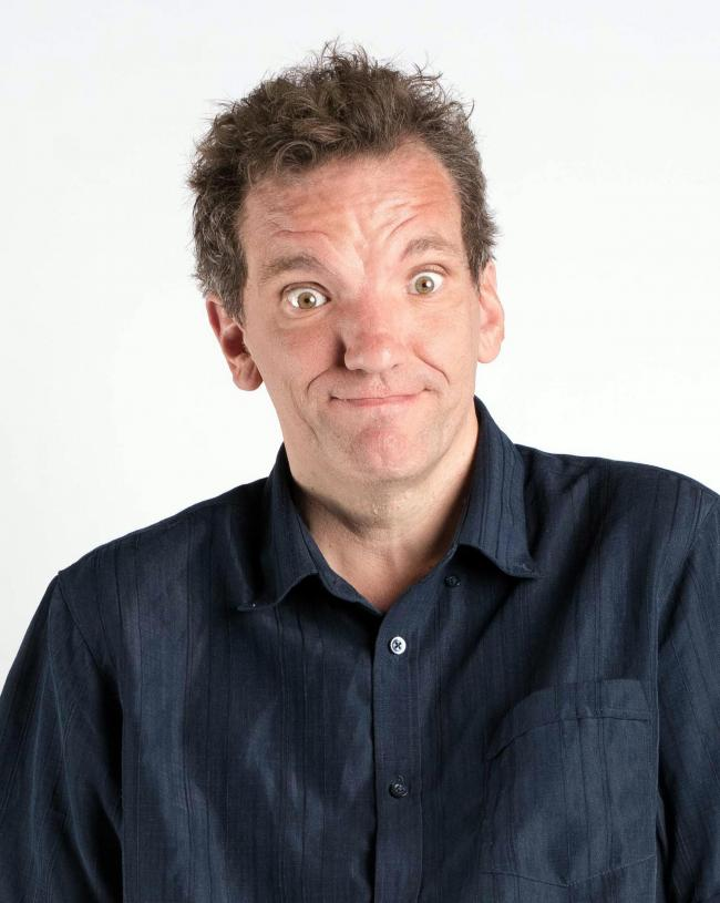 Funnyman Henning Wehn will headline 'Comedy At The Cornbow' this December.