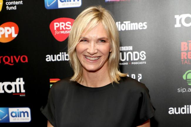 Jo Whiley comments
