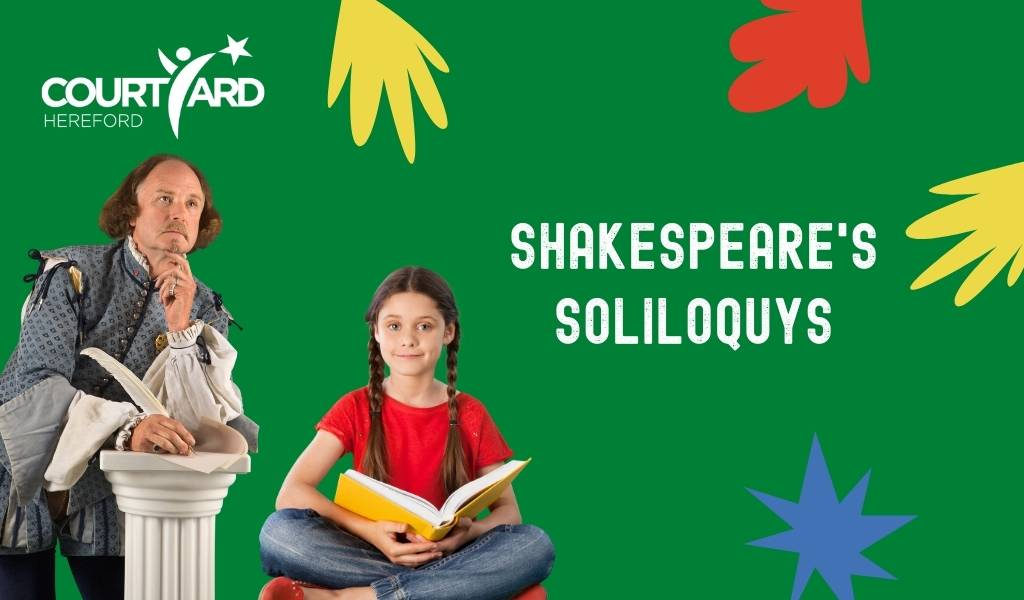 Shakespeare's Soliloquys - The Courtyard Facebook Live