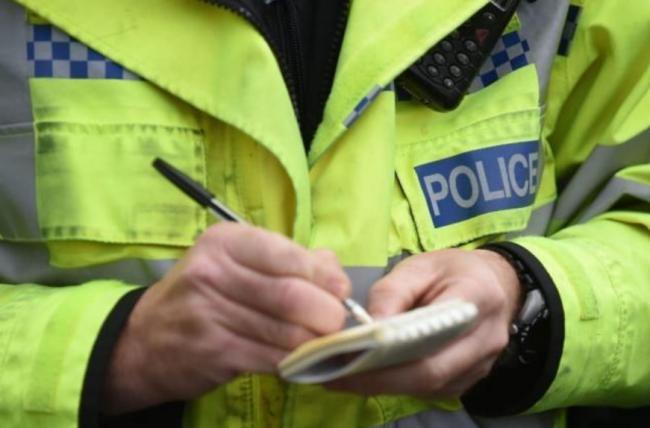 Police issued fines of up to £1k