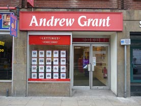 Andrew Grant Lettings Office