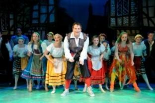 REVIEW: Jack and the Beanstalk, Swan Theatre, Worcester