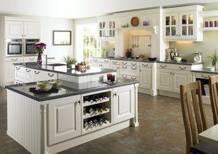 One-stop shop for kitchens