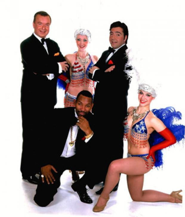 Rat Pack tribute act to bring Las Vegas glitz to the Black Country