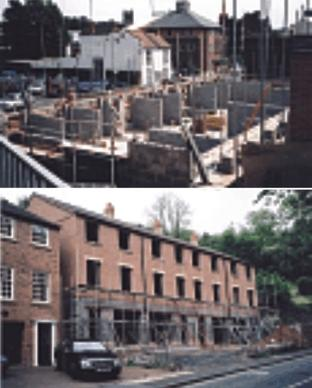 CT Shewry Building Services, Shrewsbury