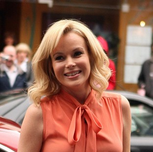 Amanda Holden said her heart stopped for 40 seconds after the birth of her daughter