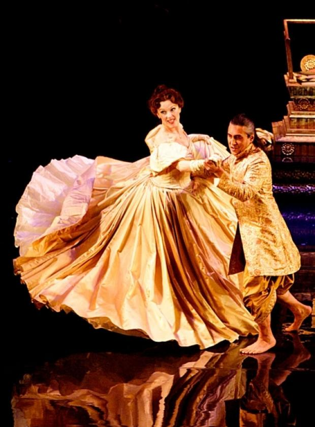 The King and I graces Wolverhampton this week