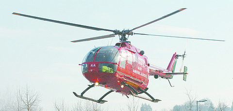 Midlands Air Ambulance charity to receive cash boost from online shoppers